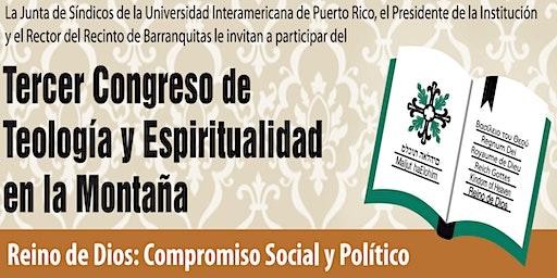 Tercer Congreso de Teología y Espiritualidad en la Montaña
