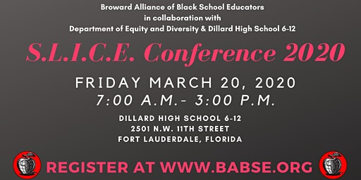 2020 BABSE S.L.I.C.E. Education Conference