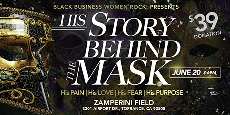 His Story Behind The Mask 2020 tickets
