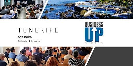 Evento Business Up TENERIFE (San Isidro) entradas