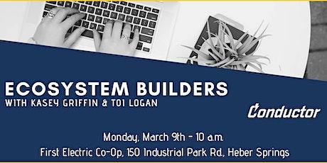 Ecosystem Builders entradas