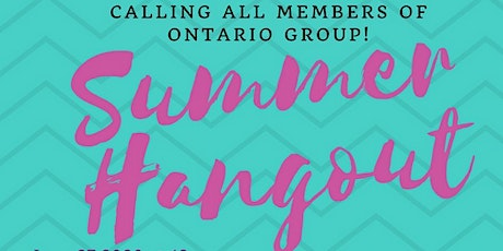 Ontario Immigrant Group Barbecue Party tickets