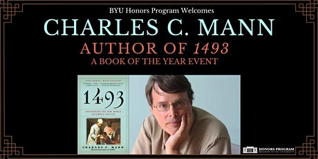 1493 Charles Mann Lecture & Reception tickets