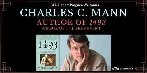 1493 Charles Mann Lecture & Reception
