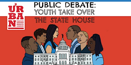 2020 Public Debate: Youth Take Over The State House tickets