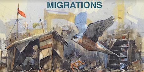 """Exhibition: Derek Robertson """"MIGRATIONS"""" tickets"""