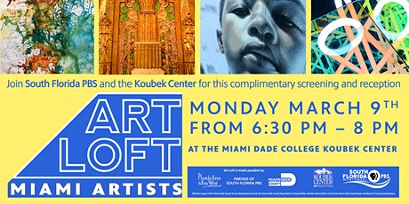 Art Loft - Miami Artists tickets
