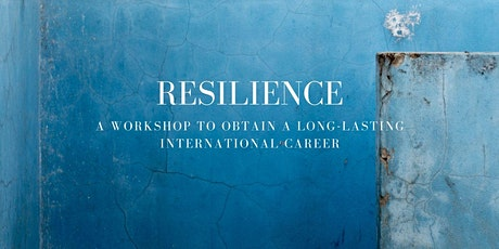 Resilience Workshop: Tools for a Long Lasting  Development Career tickets