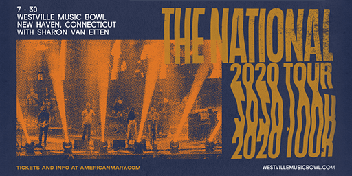 The National: 2020 Tour