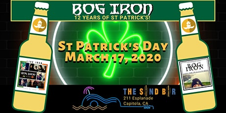 St. Patrick's Night with BOG IRON! tickets