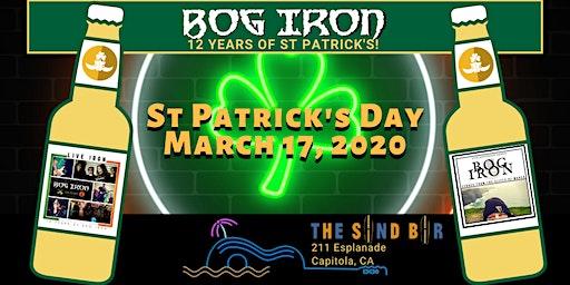St. Patrick's Night with BOG IRON!