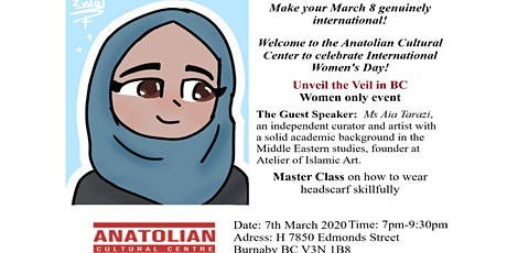 Unveiling the Veil in BC tickets