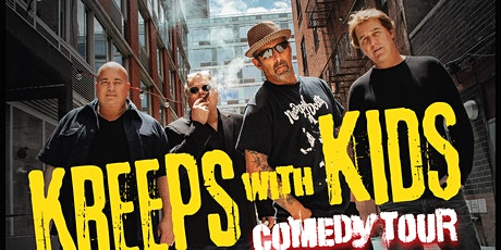 Kreeps With Kids - Comedy Tour tickets