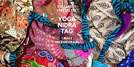 Vollendet Veredelter Yoga Nidra Tag Tickets