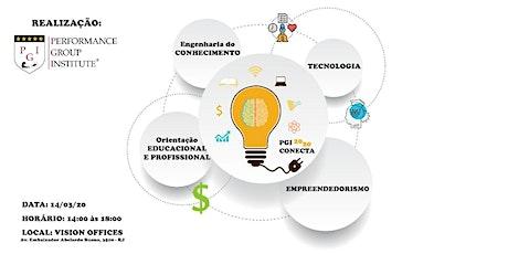 PGI Conecta 2020 - Engenharia do Conhecimento bilhetes