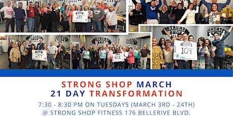 21 Day Transformation - Lexington tickets
