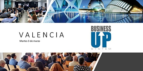 Evento Business Up VALENCIA (marzo) entradas