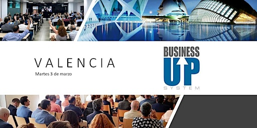 Evento Business Up VALENCIA (marzo)