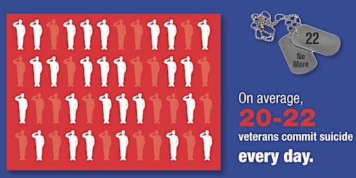22 No More - Veteran Suicide Awareness Walk