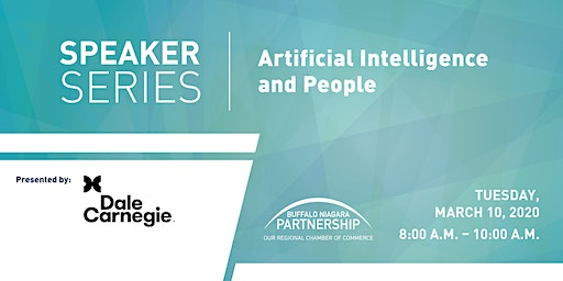 2020 Speaker Series: Artifical Intelligence is Coming to Work. Are You Ready?