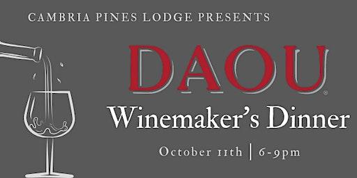 Daou Winemaker Dinner