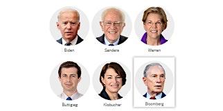 2020 Democratic Primary Debate (East Van) - Feb 19