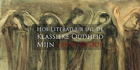 Hoe Literatuur uit de Klassieke Oudheid Mijn Leven Redde — Ninah Tiemersma tickets