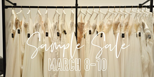 The Bridal Gallery Designer Sample Sale