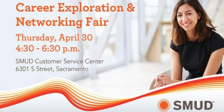 2020 SMUD Career Exploration and Networking Fair tickets