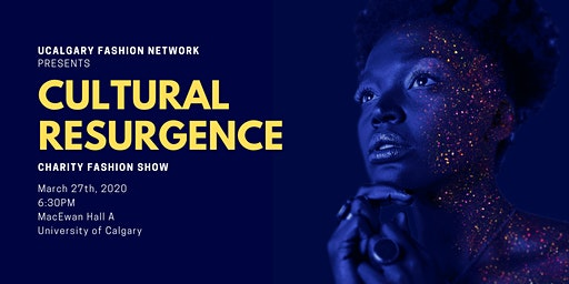 Charity Fashion Show: Cultural Resurgence