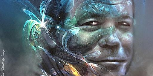 Healing Sound Bath w/Cosmic Throat Singer Matthew Kocel