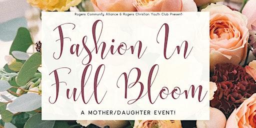 Fashion in Full Bloom