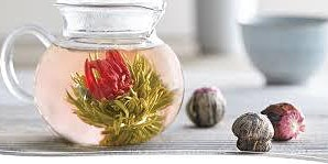 Celebrate Spring with Flowering Tea!