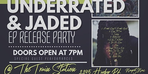 Duce Banx' Underrated & Jaded EP Release Party