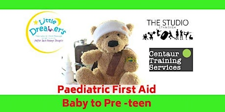 Paediatric First Aid Workshop (Babies in arms welcome) tickets