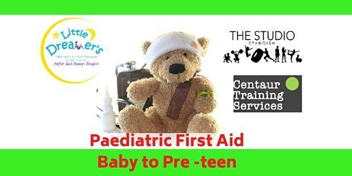 Paediatric First Aid Workshop (Babies in arms welcome)