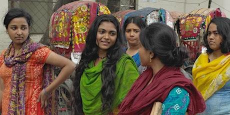 WOW Women's Film Club: Made in Bangladesh (15) + Kantha Stitch Workshop tickets