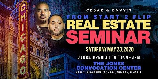 Cesar & DJ Envy's Real Estate Seminar [CHICAGO]
