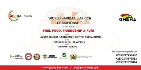 World Barbecue Africa Championship tickets