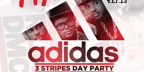 My Adidas: 3 Stripes Day Party at Union Park tickets