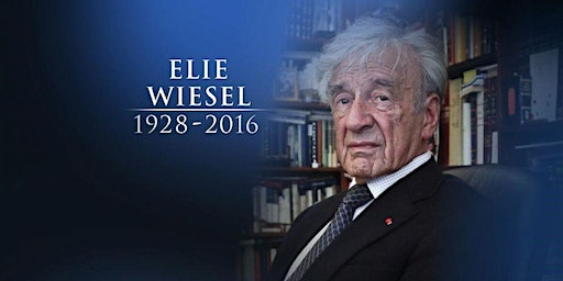 Elie Wiesel, A Novelist Born of the Holocaust