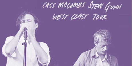 CANCELLED - CASS MCCOMBS + Steve Gunn tickets