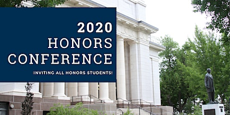 2020 Honors Conference tickets