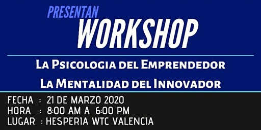 Workshop Emprendimiento e Innovacion