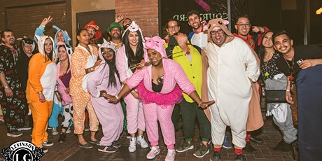2nd Annual Downtown Onesie Ball Part 2 tickets