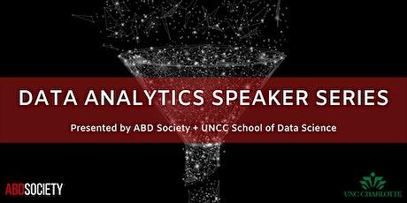 ABD Society + UNCC Present: Data Analytics Speaker Series tickets