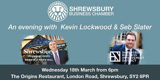 An Evening with Kevin Lockwood & Seb Slater
