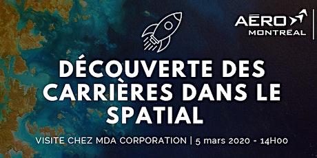 Journée internationale des femmes : à la découverte des carrières dans le spatial! tickets