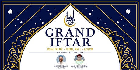 Islamic Relief USA's  Grand Iftar tickets