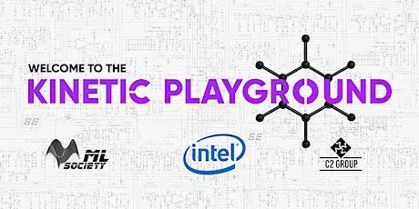 Kinetic Playground: AI   Edge Computing   Computer Vision Hackathon boletos